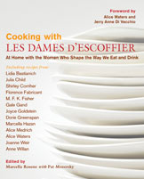 Cooking with Les Dames d'Escoffier : Cookbook
